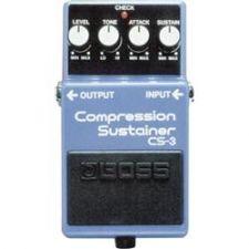 Pedal Boss CS-3 Compressor