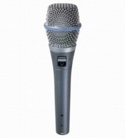 Microfone Shure Beta-87A