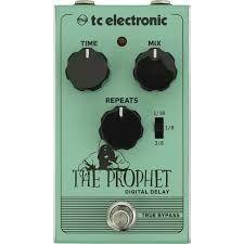 TC ELECTRONICS THE PROPHET DELAY