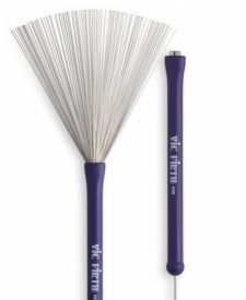 VIC FIRTH VASSOURINHA HB HERITAGE BRUSH