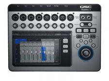 MESA DE SOM DIGITAL QSC TOUCH MIX 8