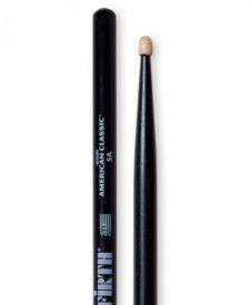 BAQUETA VIC FIRTH AM.CLASSIC 5A BLACK MADEIRA