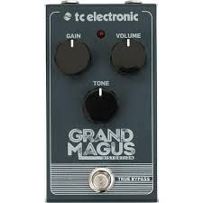 TC ELECTRONICS GRAND MAGUS DISTORTION