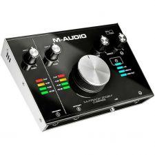 M-AUDIO MTRACK 2X2M MIDI