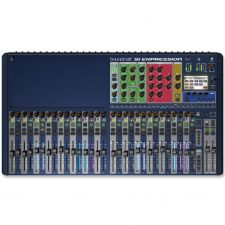 MESA DE SOM DIGITAL SOUNDCRAFT SI EXPRESSION 3 32CH