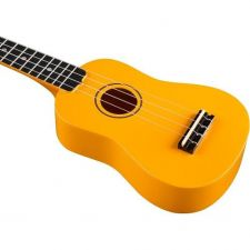 UKULELE DIAMOND HEAD SOPRANO YELLOW