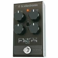 TC ELECTRONICS FANGS METAL