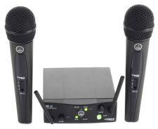 MICROFONE AKG WMS-40 PRO MINI DUAL VOCAL