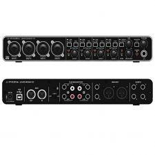 BEHRINGER UMC 404HD INTERFACE