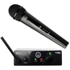 MICROFONE AKG WMS-40 PRO MINI VOCAL SINGLE