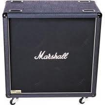Caixa p/ guitarra Marshall 1960B