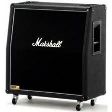 Caixa p/ guitarra Marshall 1960A