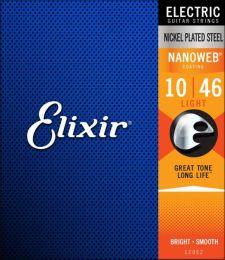 ELIXIR GUIT. NANOWEB 0.10