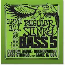 Corda Ernie Ball Bass 2836 .045 5 cordas