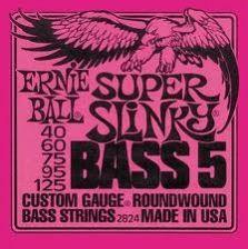 Corda Ernie Ball Bass 2824 .040 5 cordas