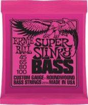 Corda Ernie Ball Bass 2834 .045 4 cordas