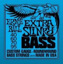 Corda Ernie Ball Bass 2835 0.40 4 cordas