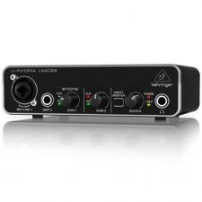BEHRINGER UMC 22 INTERFACE