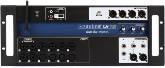 SOUNDCRAFT UI16 RACK