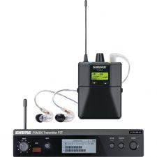 EAR PHONE SHURE PSM300/SE215