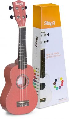 STAGG UKULELE US LIPS