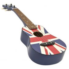 STAGG UKULELE US-UK FLAG