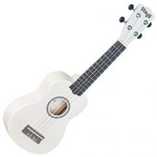 STAGG UKULELE US WHITE