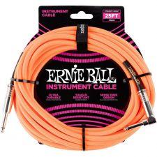 ERNIE BALL CABO P06067 7,5MT NEON ORANGE