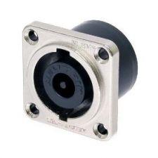 Conector Neutrik NL-8MPR - 4 vias - 8 polos p/ caixa