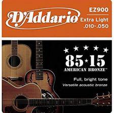 DADDARIO EZ900 0.10